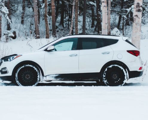 Choosing winter tires or all-season tires for your vehicle in Temecula, CA